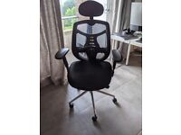 Office Chair - ergonomic and adjustable