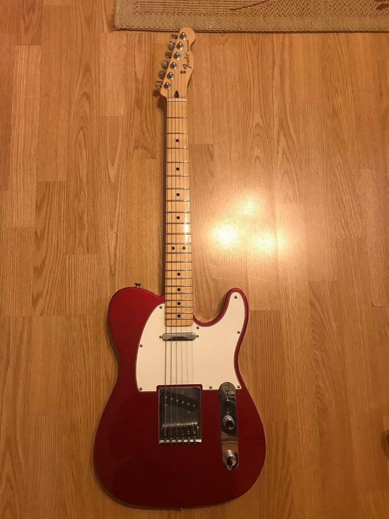 Fender Telecaster Mexican | in Dagenham, London | Gumtree