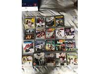 19 PS3 assorted games £10 each or £120 for the lot