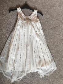 Monsoon girls bridesmaid dress