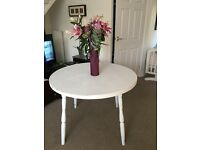 Shabby chic/cootage style dining table