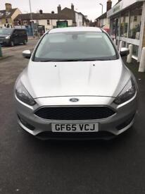 Ford Focus 65 plate.