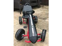Kettler Racing Peddle Kart
