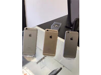 APPLE IPHONE 6 16GB UNLOCKED WITH RECEIPT AND WARRANTY