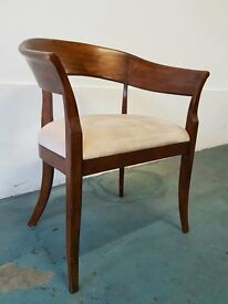 WILLIS & GAMBIER LILLE HALL DINING OCCASIONAL WOODEN CHAIR FROM JOHN LEWIS DELIVERY AVAILABLE