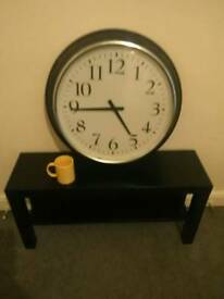 Giant ikea wall clock