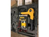 Dewalt rotary laser level