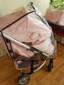 Babys pushchair