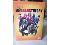 The Big Bang Theory Boxset