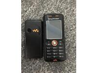 Sony Ericsson W200i Phone and accessories