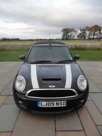 Mini Cooper S Convertible (CHILI Pack) 2009