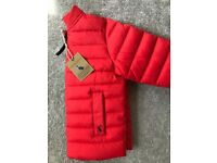 Joules 12-18 months coat with tag
