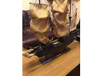 Antique Boat Handmade ***Quick Sale***