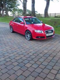 Audi A4 SLINE TDI 140.