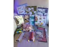 Lots of craft items