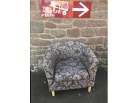 Tub armchair * free furniture delivery*
