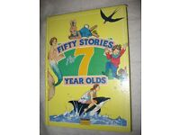 Fifty Stories for 7 Year Olds