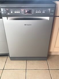 Hotpoint Eco fdfet33121g dishwasher 6 mthse old