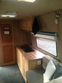 Mercedes Sprinter LWB Campervan