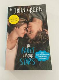 John Green The Fault in Our Stars book