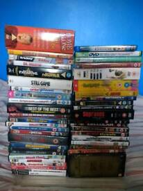 Lot of dvds mixed conditions (can drop off)