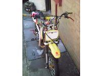 pit bike 110 cc
