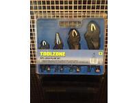 4 pc lock plier set (Tools)