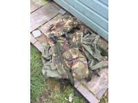 Army rucksack large