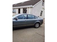 VW passat TDI 2004. TWO OWNERS FROM NEW