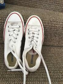 Converse all star size uk 5(38)