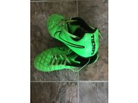 Nike Tempo Football Boots UK 3