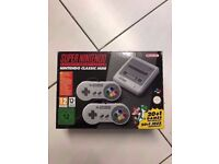 Super Nintendo Entertainment System (SNES) Nintendo Classic Mini £90