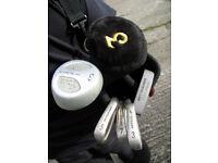 Mitsushiba JR Tour Junior Golf Clubs/Bag