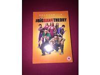The Big Bang Theory Box Set (Seasons 1-5)