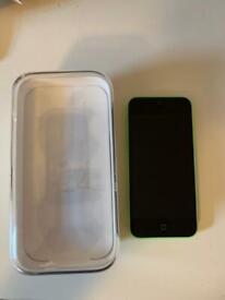 Apple iPhone 5c - 8gb Green - EE