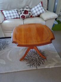 Beautiful occasional table