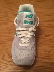 Brand New Ladies New Balance Trainers Size 5