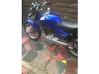 Honda CG125 ES 2006 clean lovely bike new mot