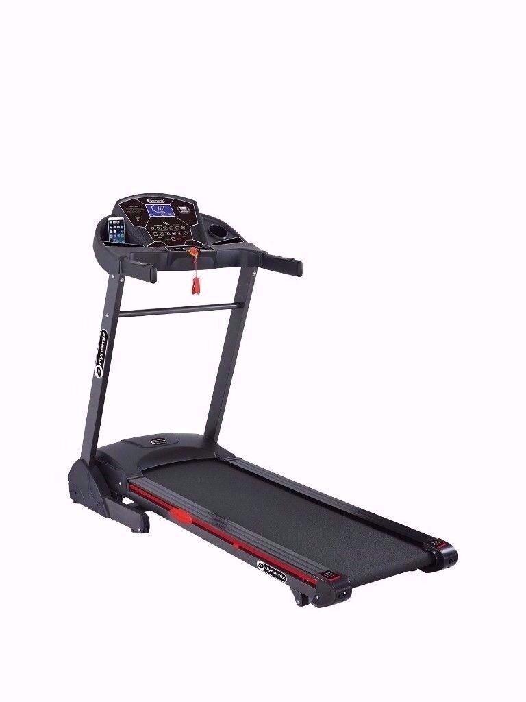 Dynamix T3000C Motorised Treadmill with Auto Incline Bargain price
