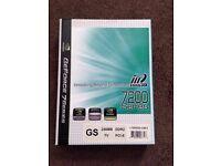 New Nvidia GeForce inno3D 7200 graphics card PCI-E 256MB