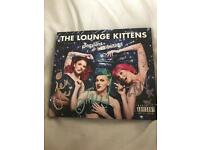 The lounge kittens signed album