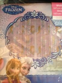 Brand new frozen Curtains