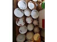 Vintage crockery Bundle