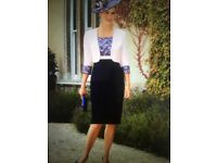 Condici mother of the bride outfit size 18