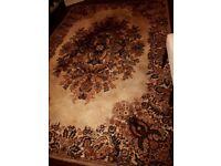 Rug pure wool persian design