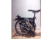 Brompton M6L brand new, black