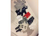 Baby boy/twin boy clothes bundle 0-3 months
