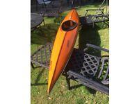 Junior fibreglass Canoe
