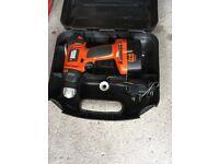 Black & Decker 14.4v cordless drill
