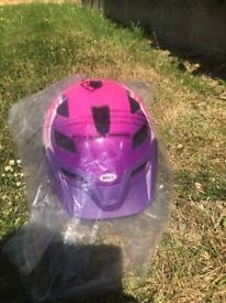 Bell mountain bike helmet